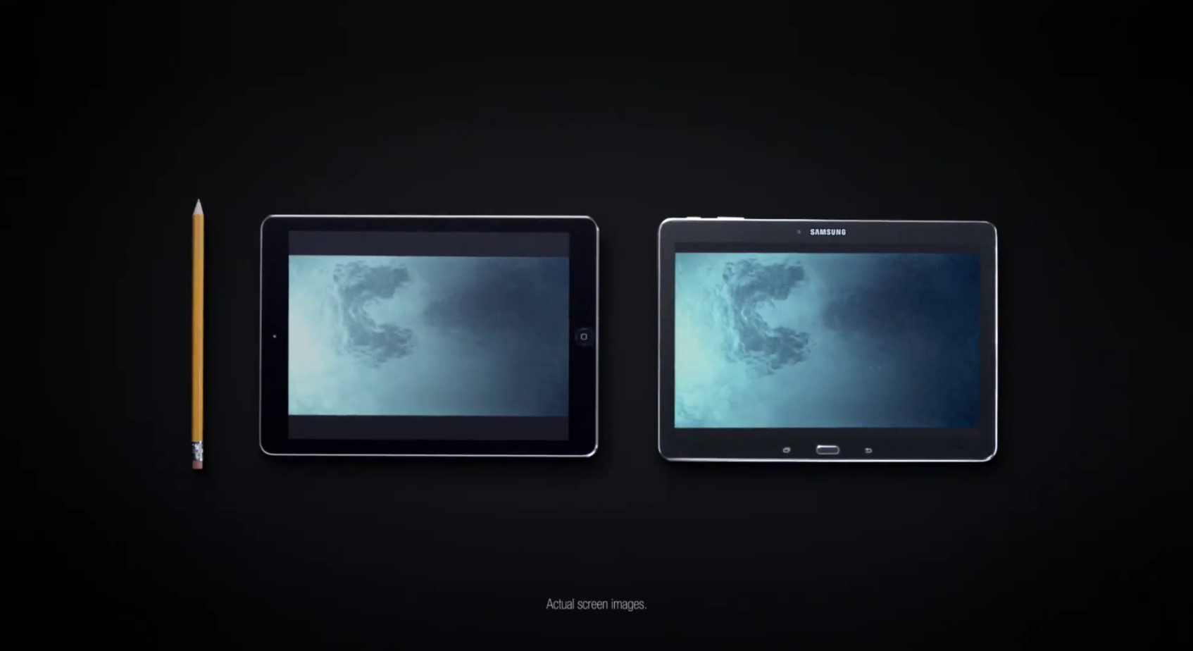 Comercial do Galaxy Tab Pro 10.1