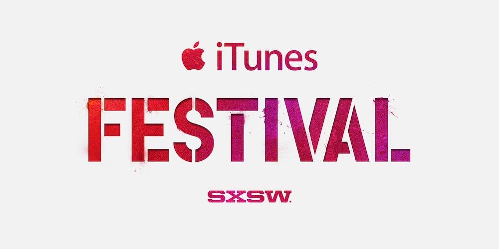 iTunes Festival na SXSW