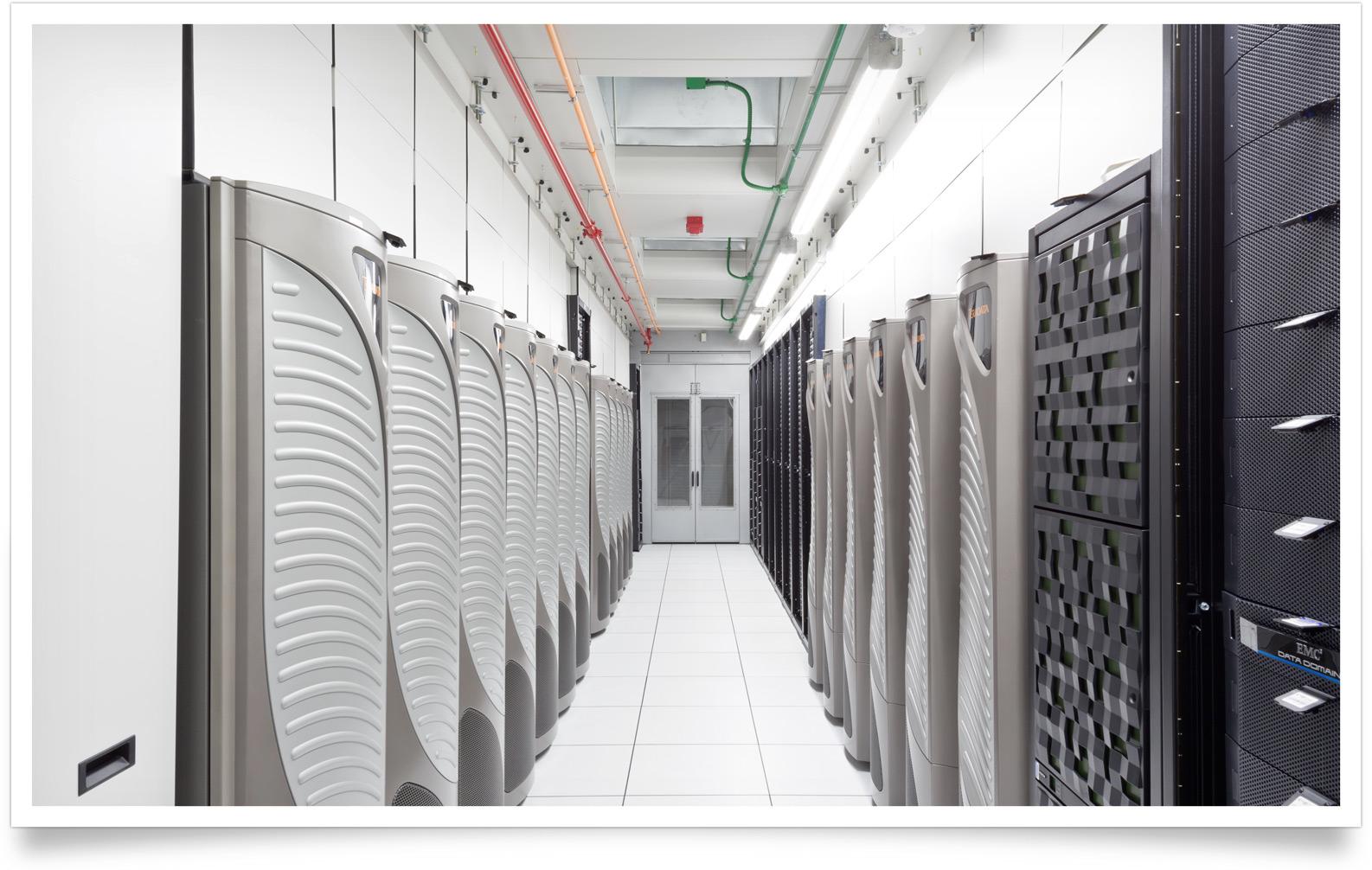 Data Center da Apple, em Maiden