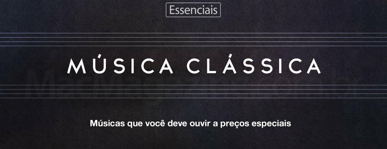 Música clássica na iTunes