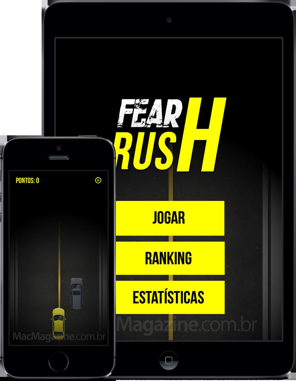 Fear Rush em iGadgets