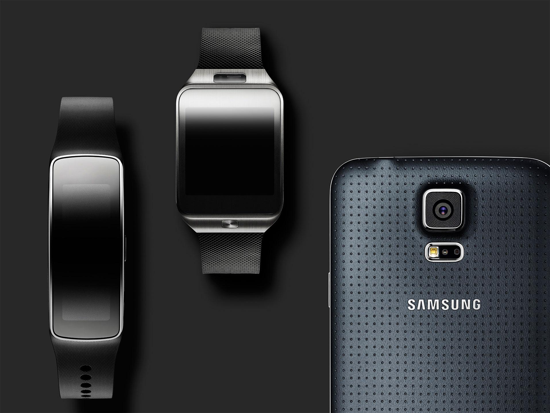 Novos produtos da Samsung