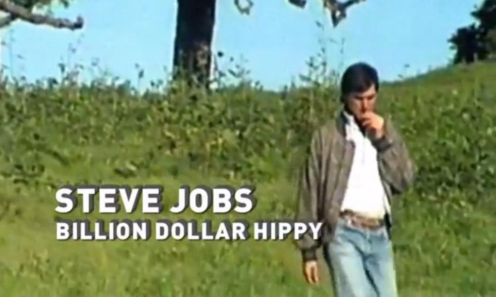 """""""Steve Jobs – Um Hippie Bilionário"""""""