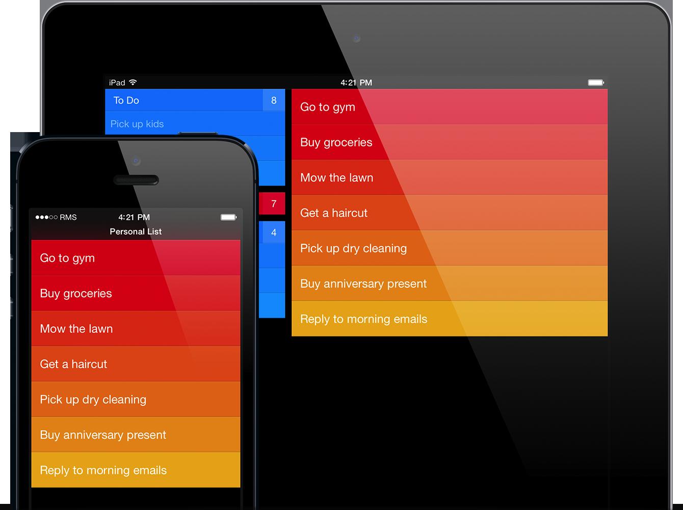 Clear para iOS