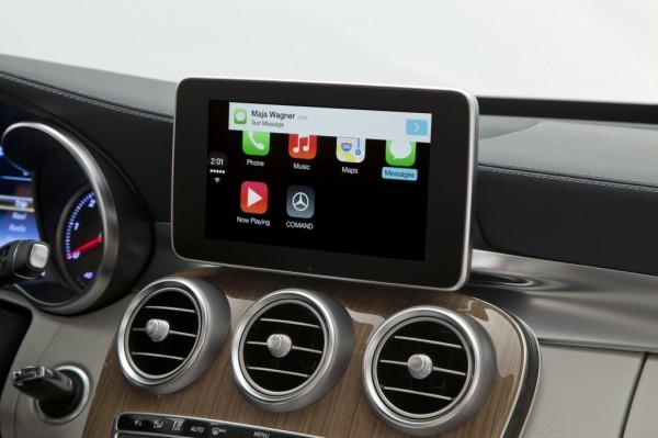 CarPlay - Mercedes-Benz