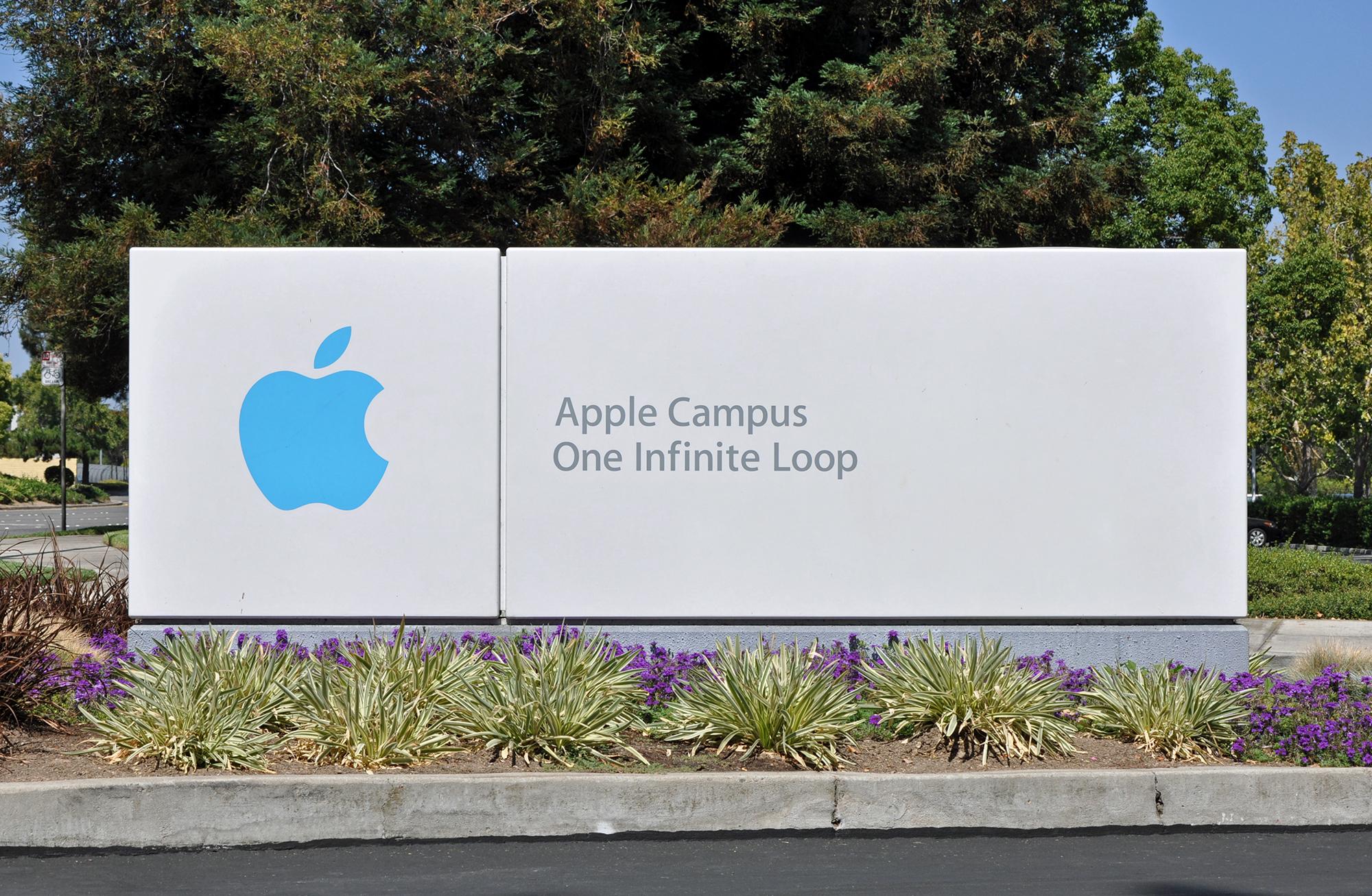 Campus da Apple em 1 Infinite Loop