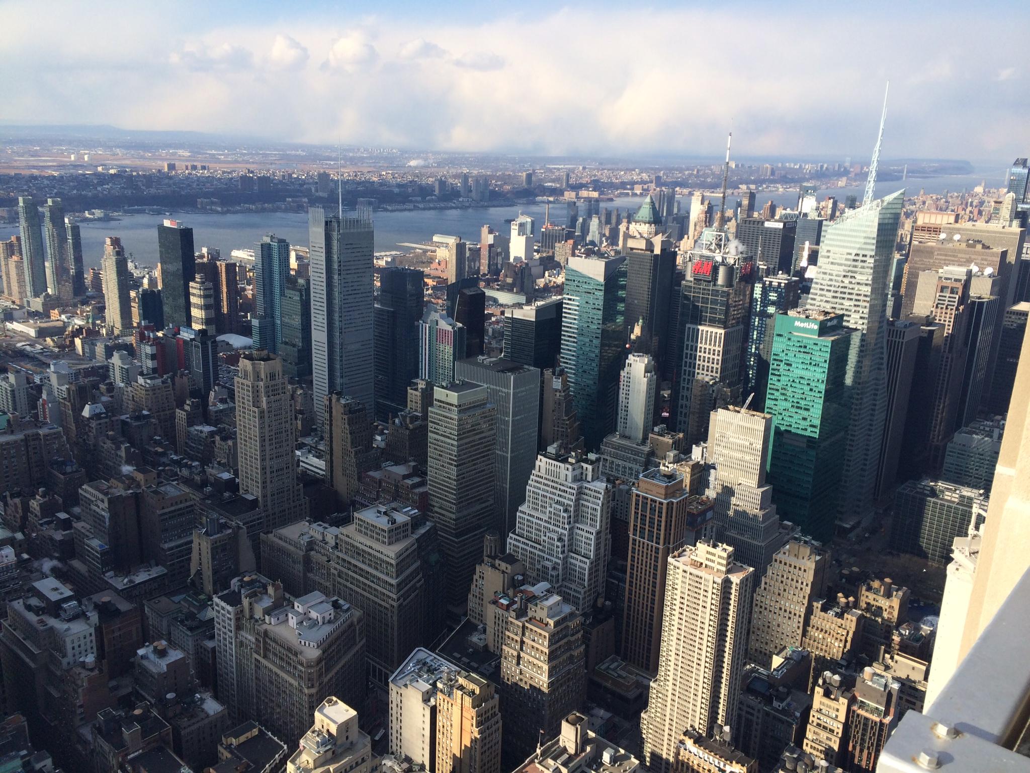 Empire State, em Nova York