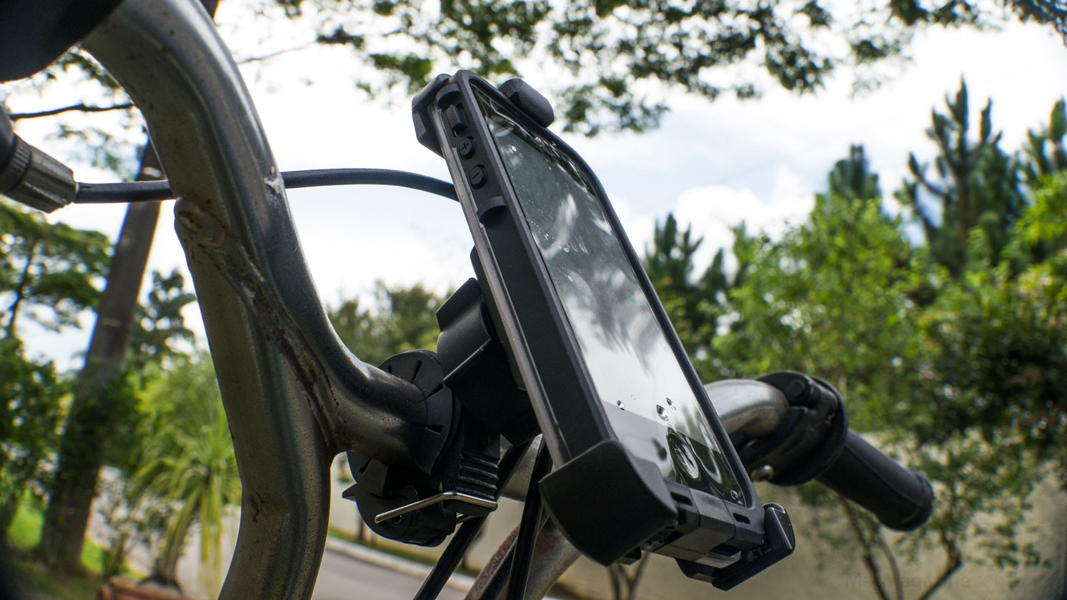 Bike & Bar Mount, da LifeProof