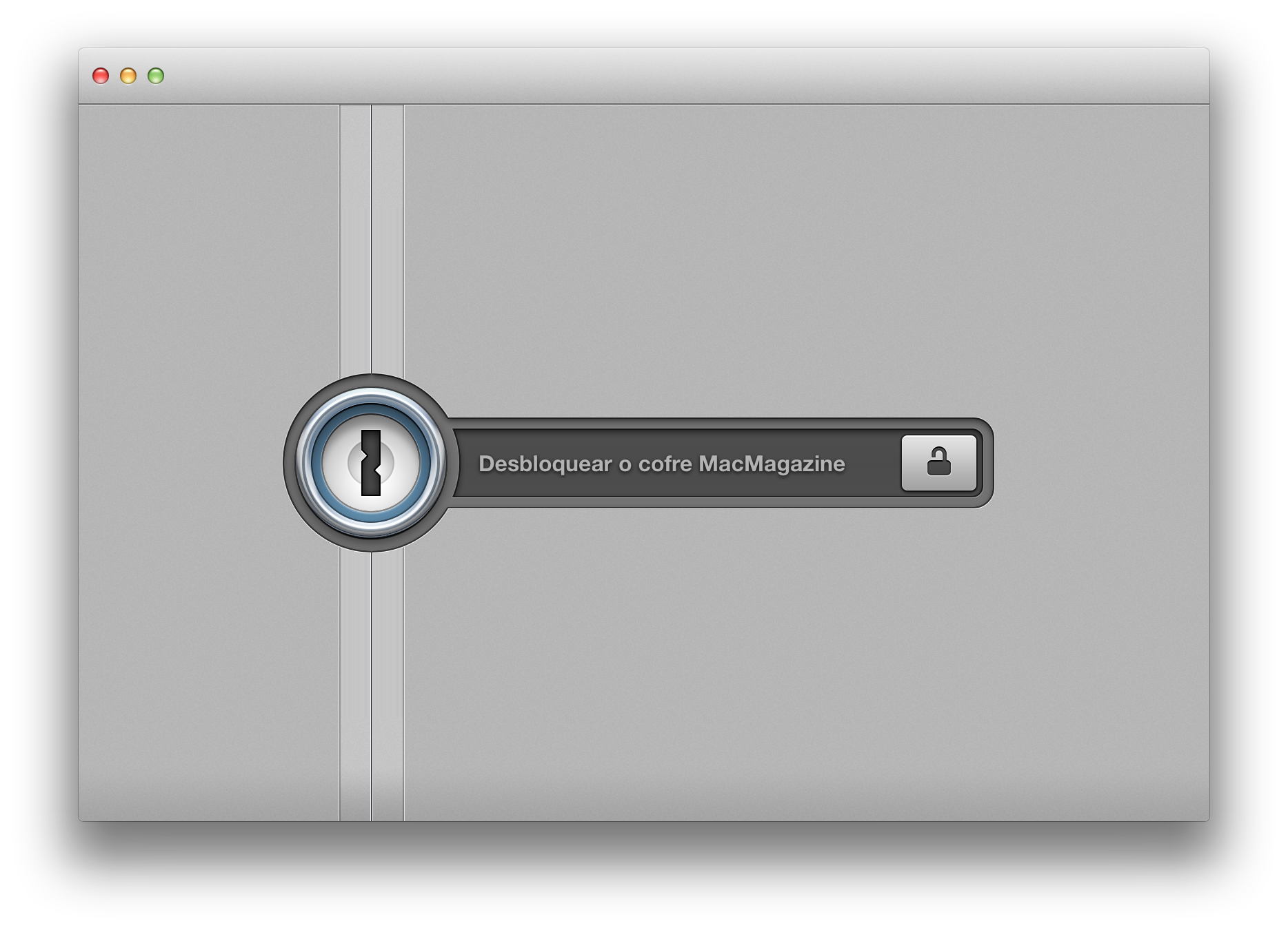 1Password para OS X