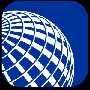 Ícone do app United Airlines para iOS