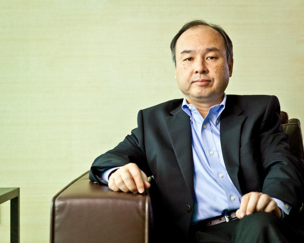Masayoshi Son, CEO da SoftBank