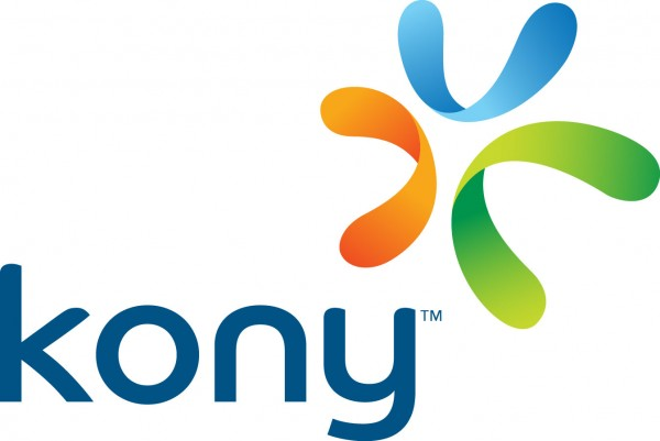 Logo da Kony