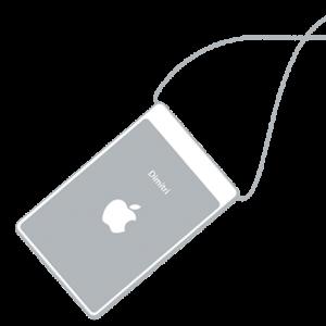Crachá da Apple