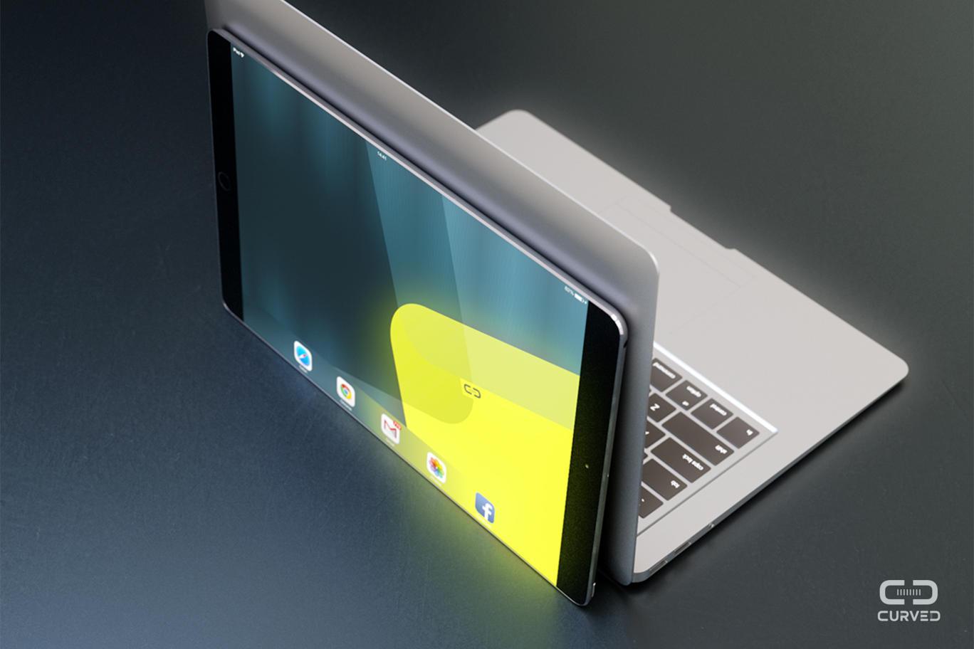 Mockup de iPad Pro