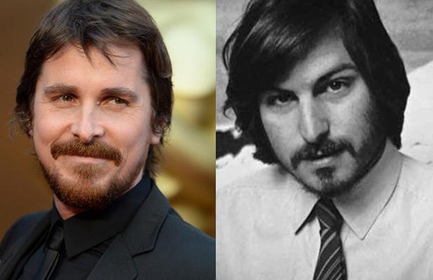 Christian Bale / Steve Jobs