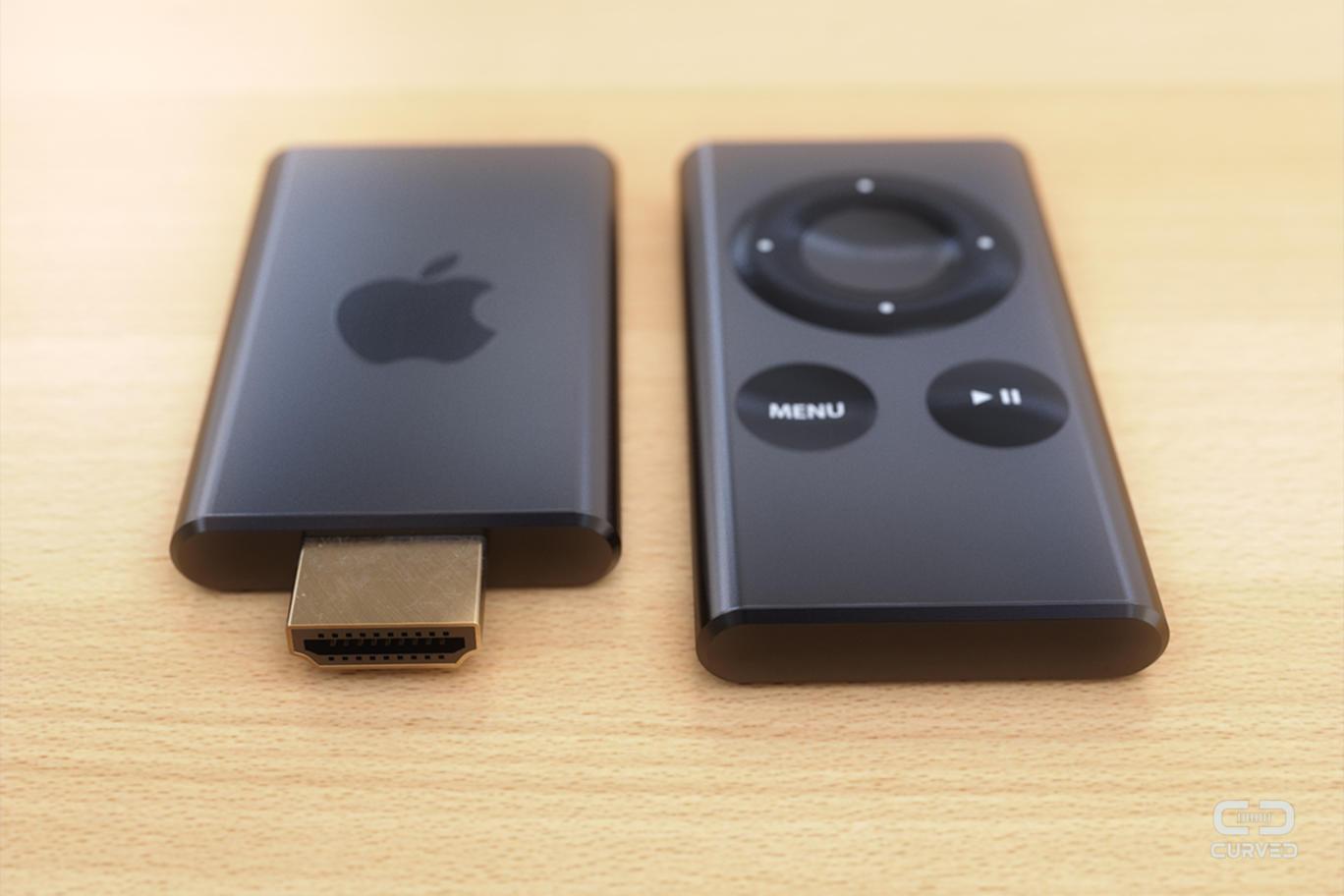 Conceito de Apple TV Air