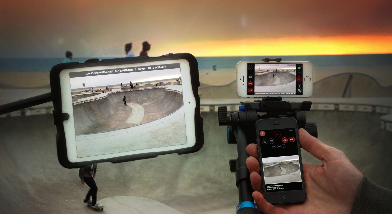 Apps Ultrakam para iOS