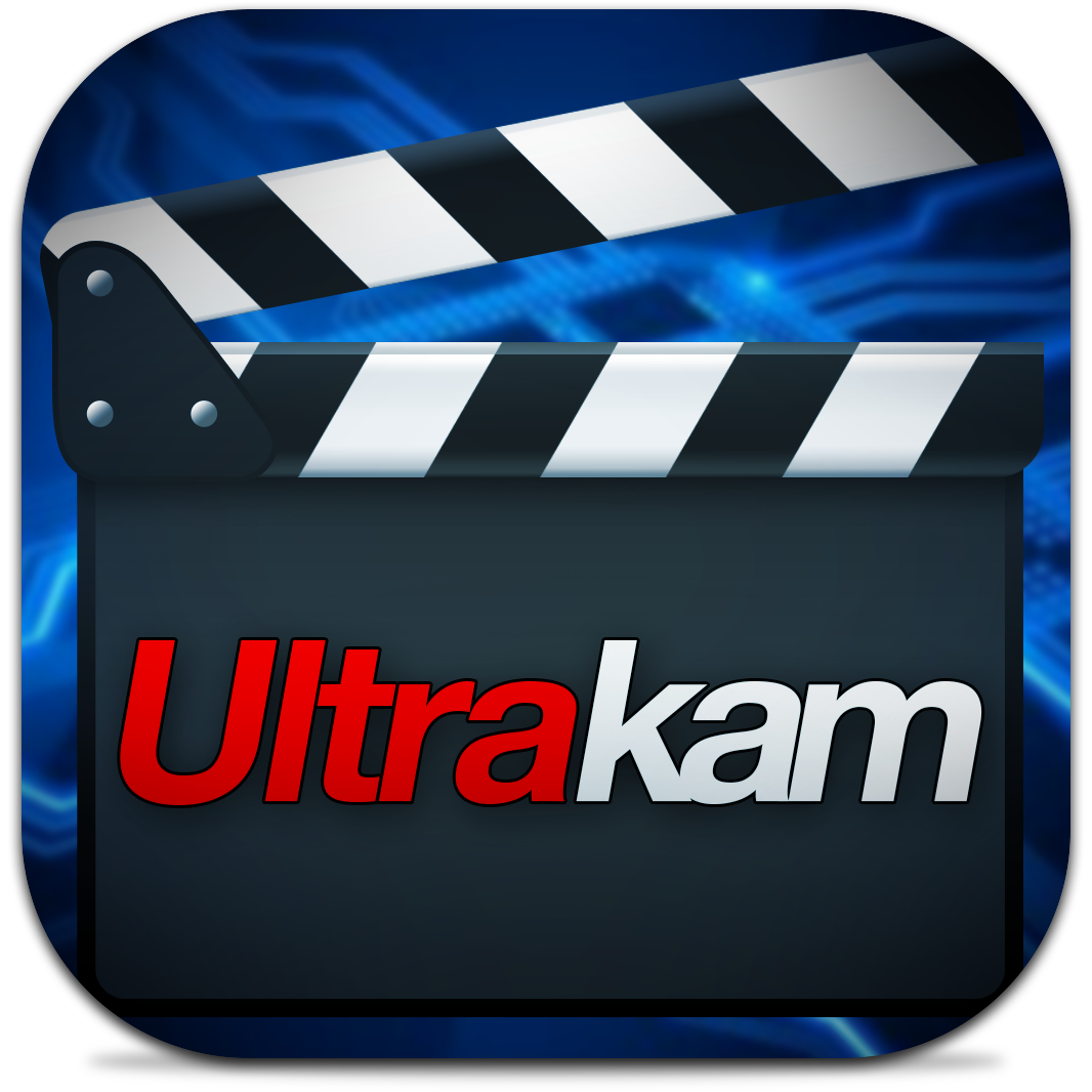 Ícone do app Ultrakam para iOS