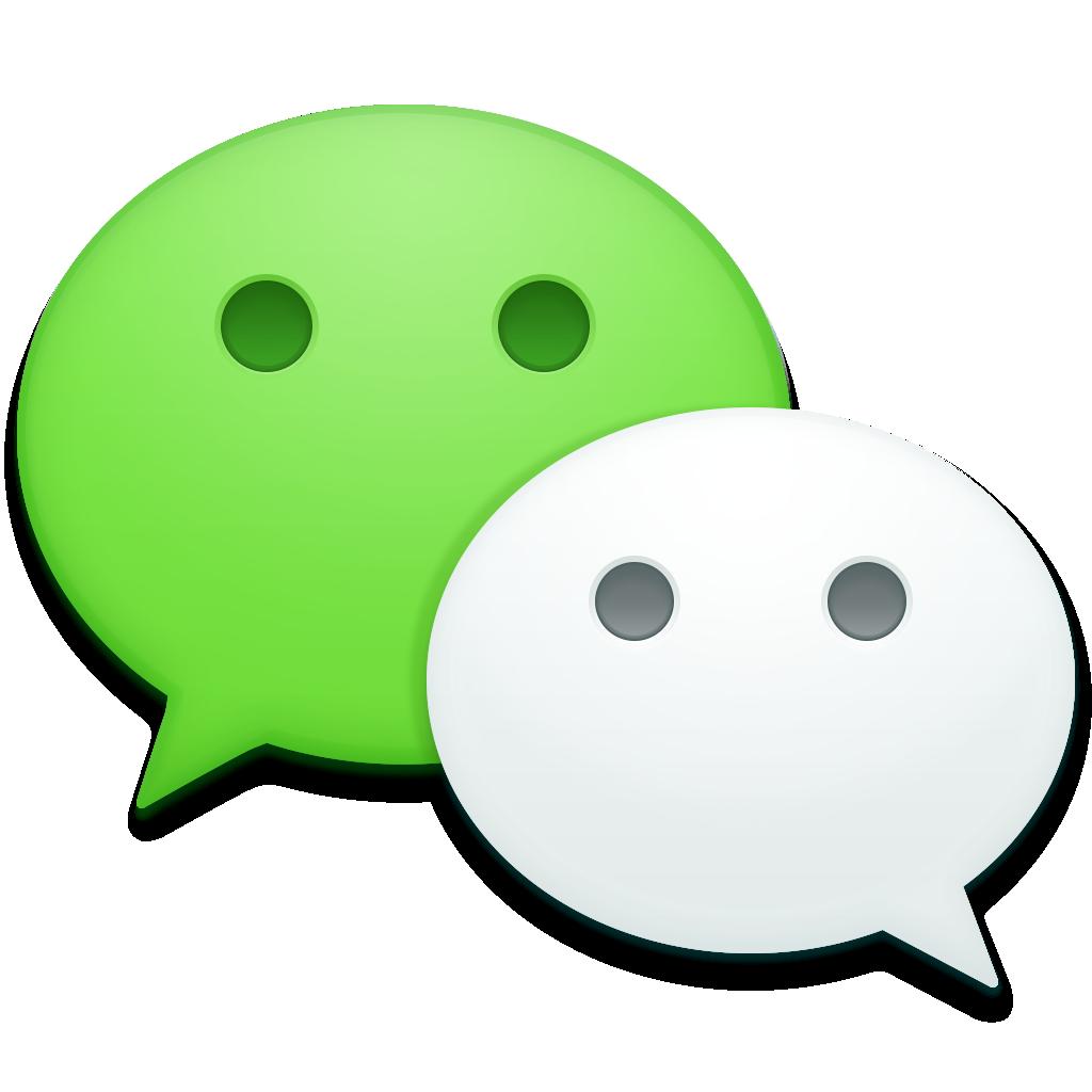 Ícone do WeChat para OS X
