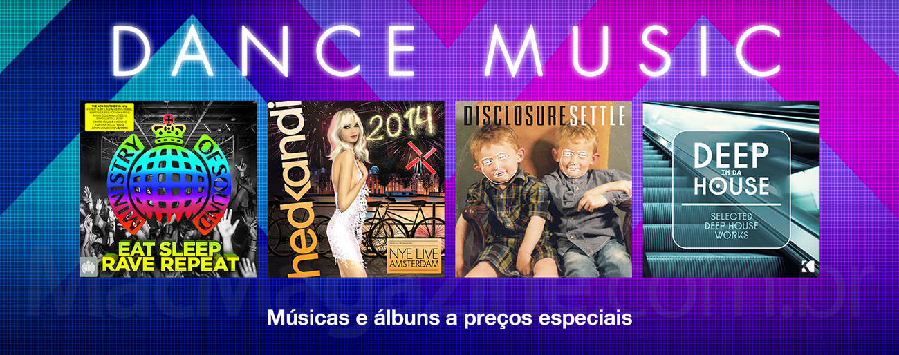 Dance Music na iTunes Store