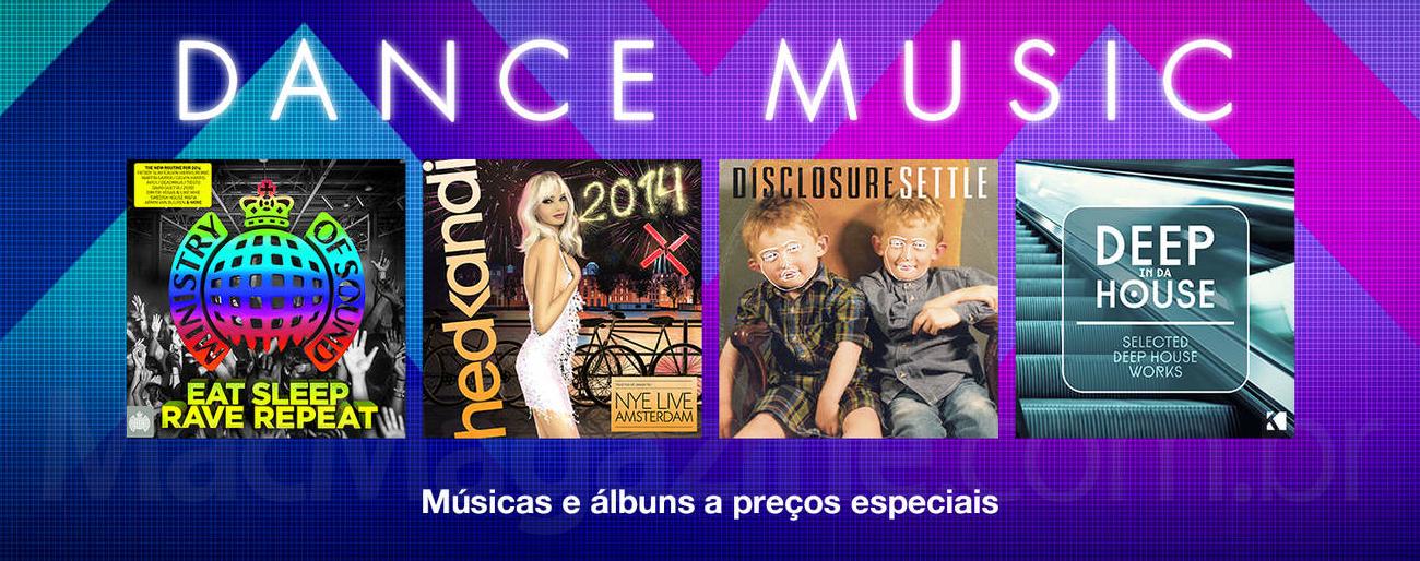 Dance Music na iTunes Store