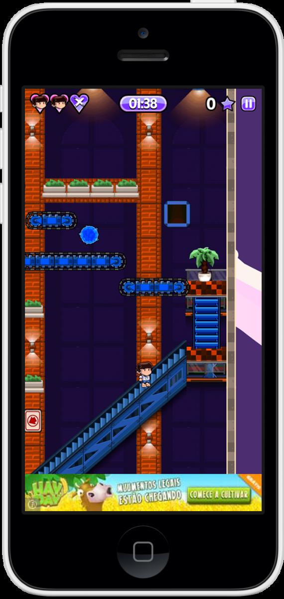 Bola Azul (Porta dos Fundos) - Screenshot