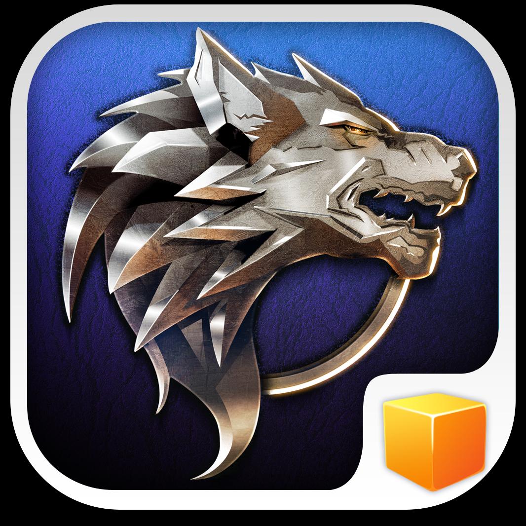Ícone do jogo Joe Dever's Lone Wolf para iOS