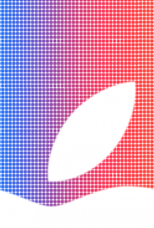 Wallpaper da WWDC 2014 para iPhones/iPods touch