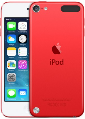 iPod touch (RED)