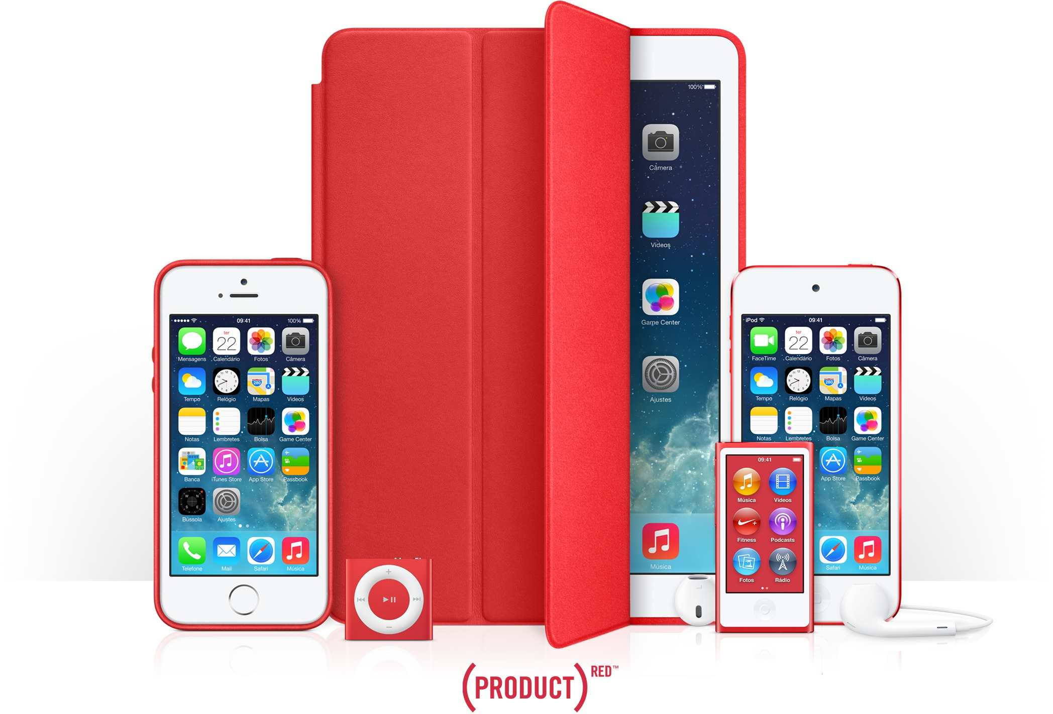 iProducts (RED)