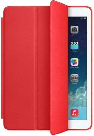 Smart Case para iPad Air (RED)