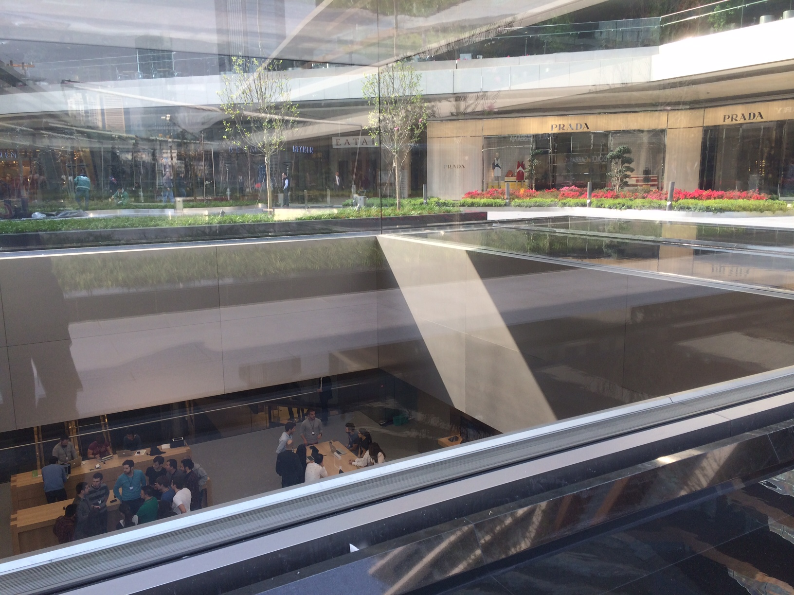 Apple Store - Zorlu Center, na Turquia
