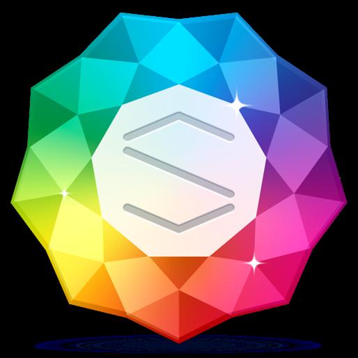 Ícone - Sparkle para Mac