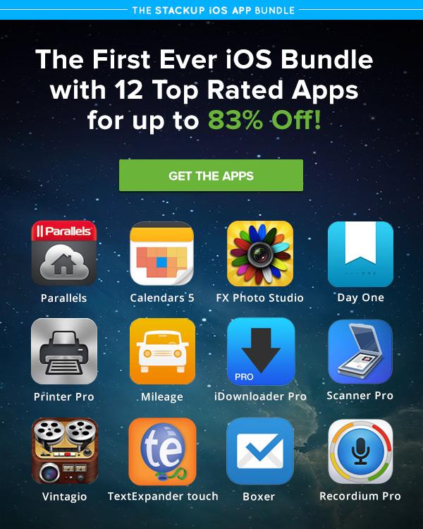 Bundle de apps para iOS