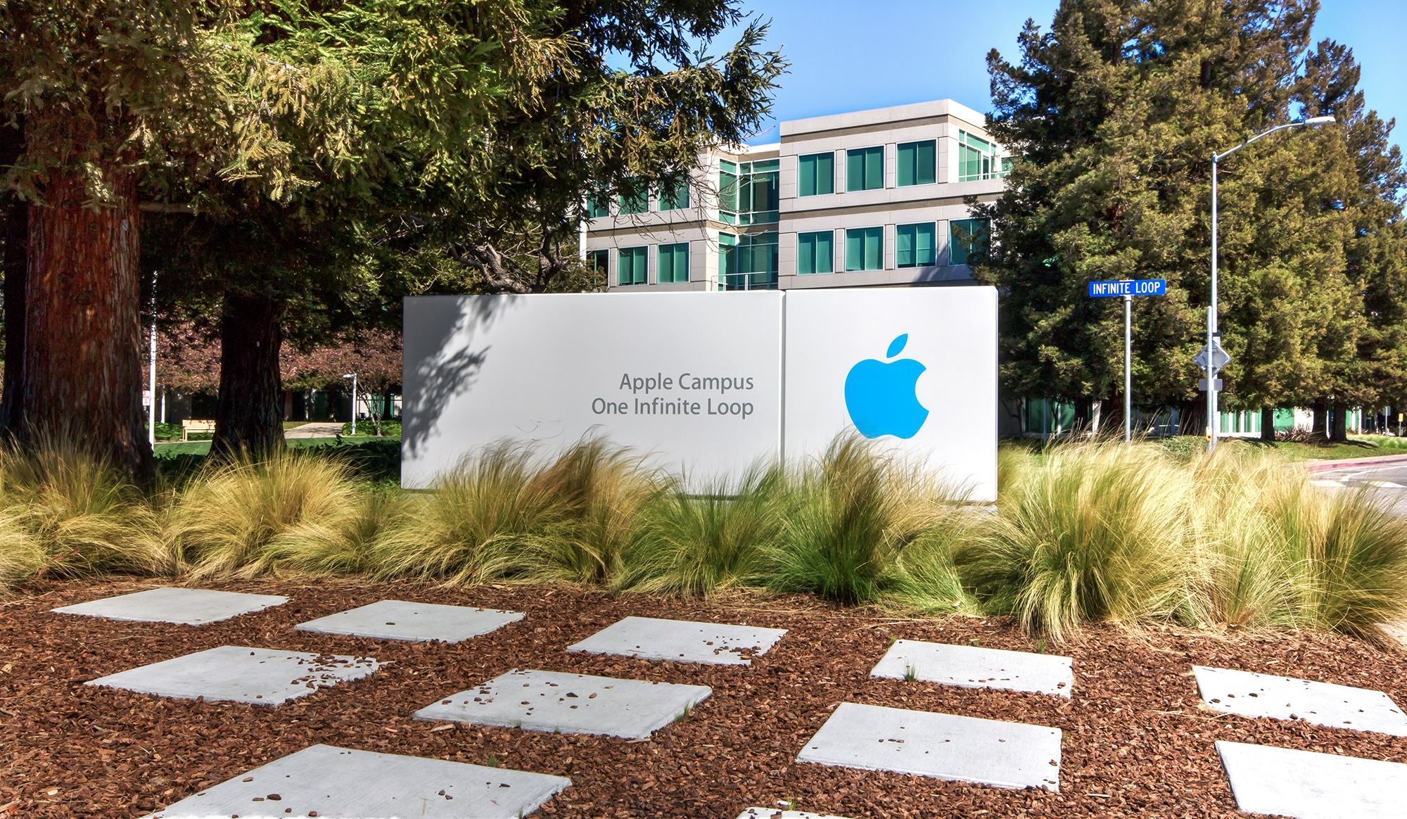 Campus da Apple em Cupertino