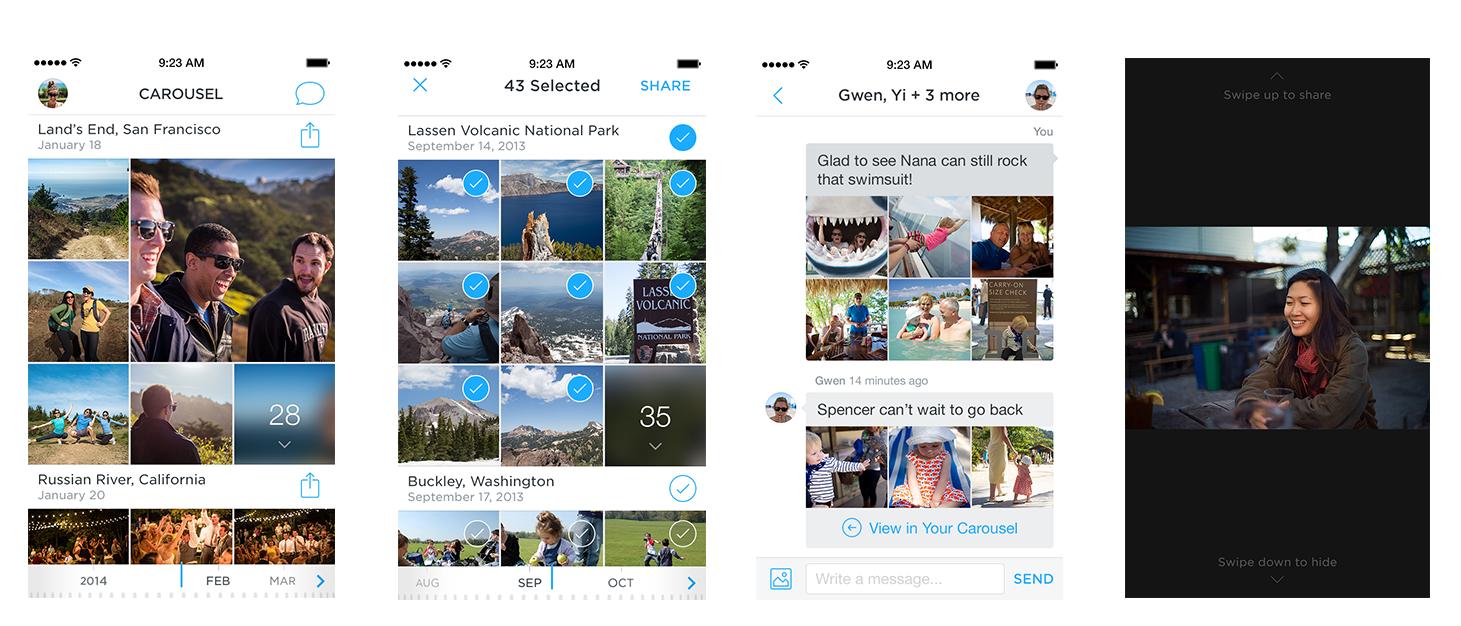 App Carousel para iOS