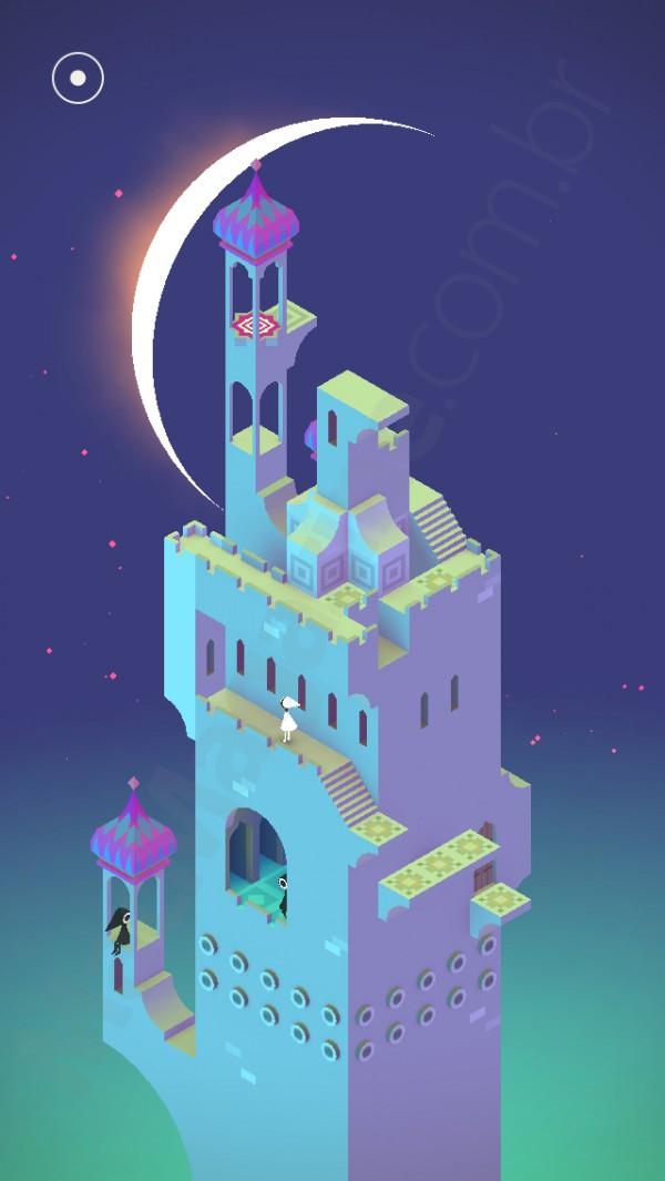 Jogo Monument Valley para iOS