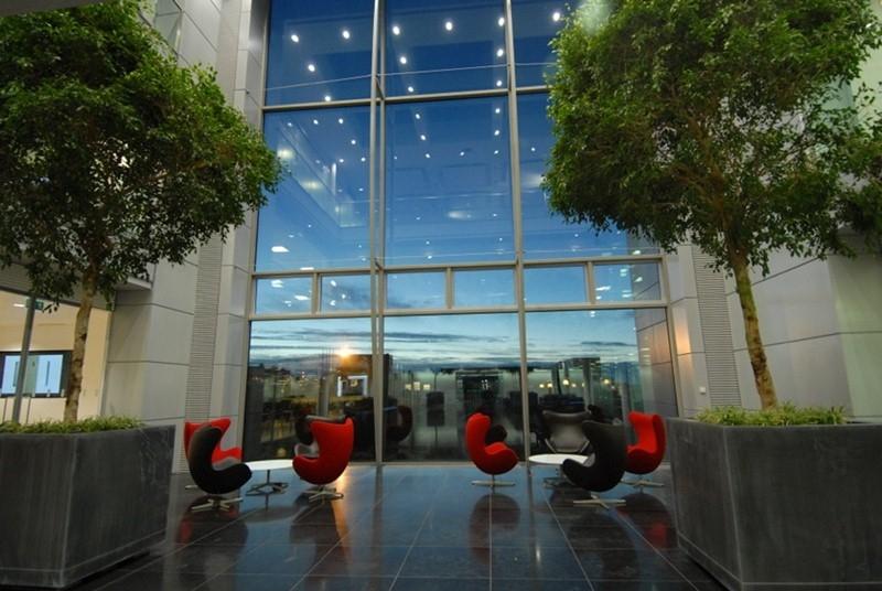 """Novo """"Edifício 4"""", na sede da Apple em Cork (na Irlanda)"""