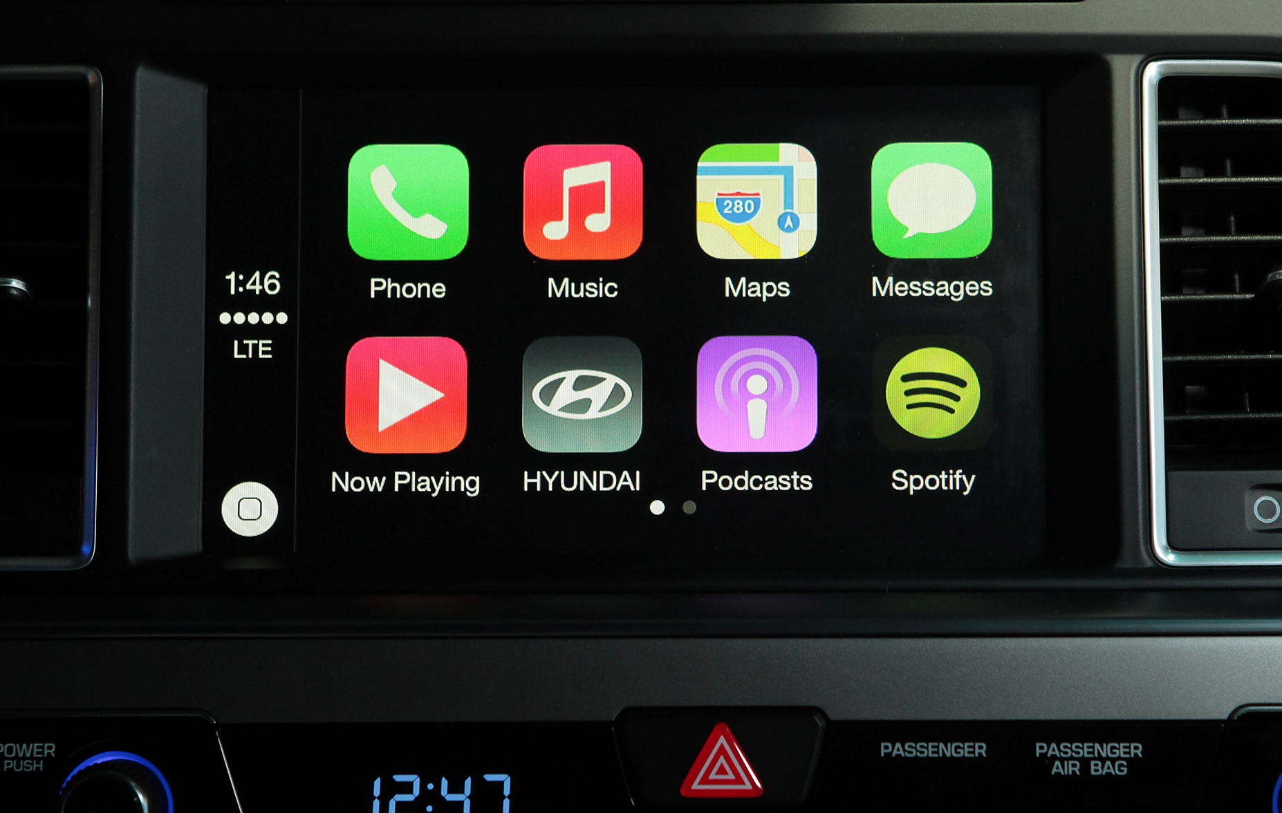 CarPlay - Hyundai