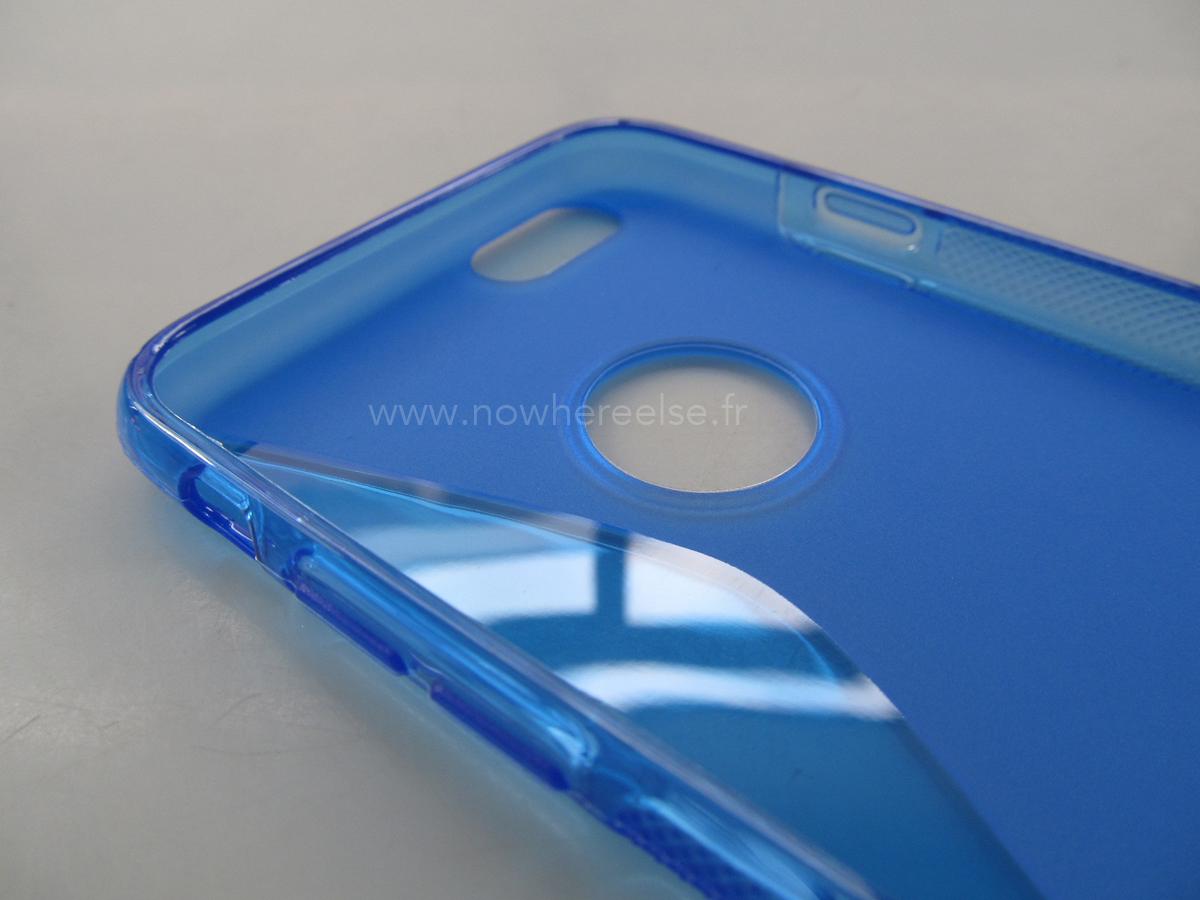 Suposta case para o iPhone 6