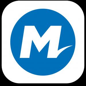 Ícone do app MetrôFácil para iPhones/iPods touch