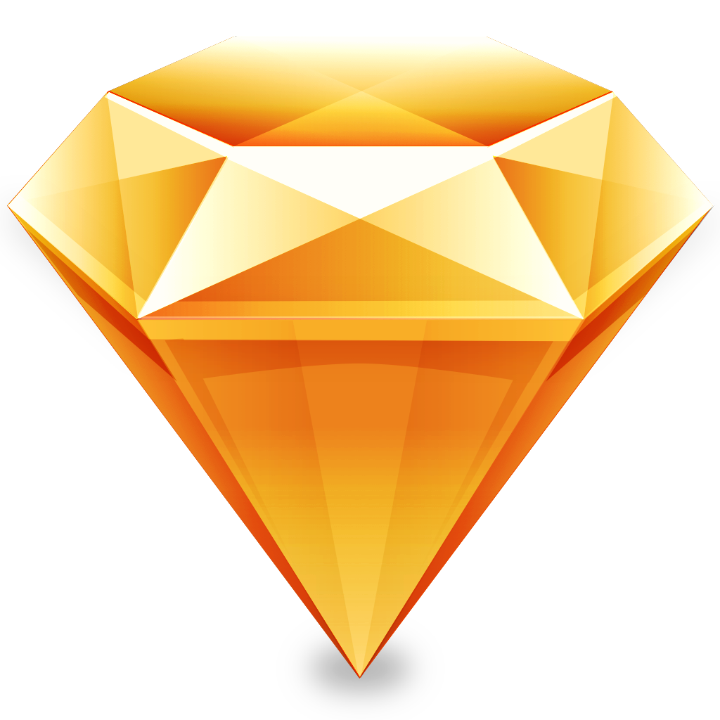 Ícone do app Sketch 3 para OS X