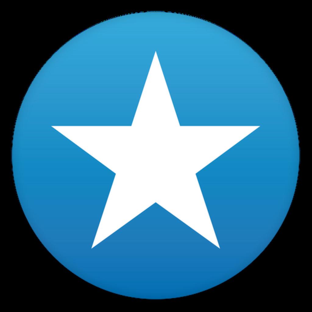 Ícone - mention para Mac