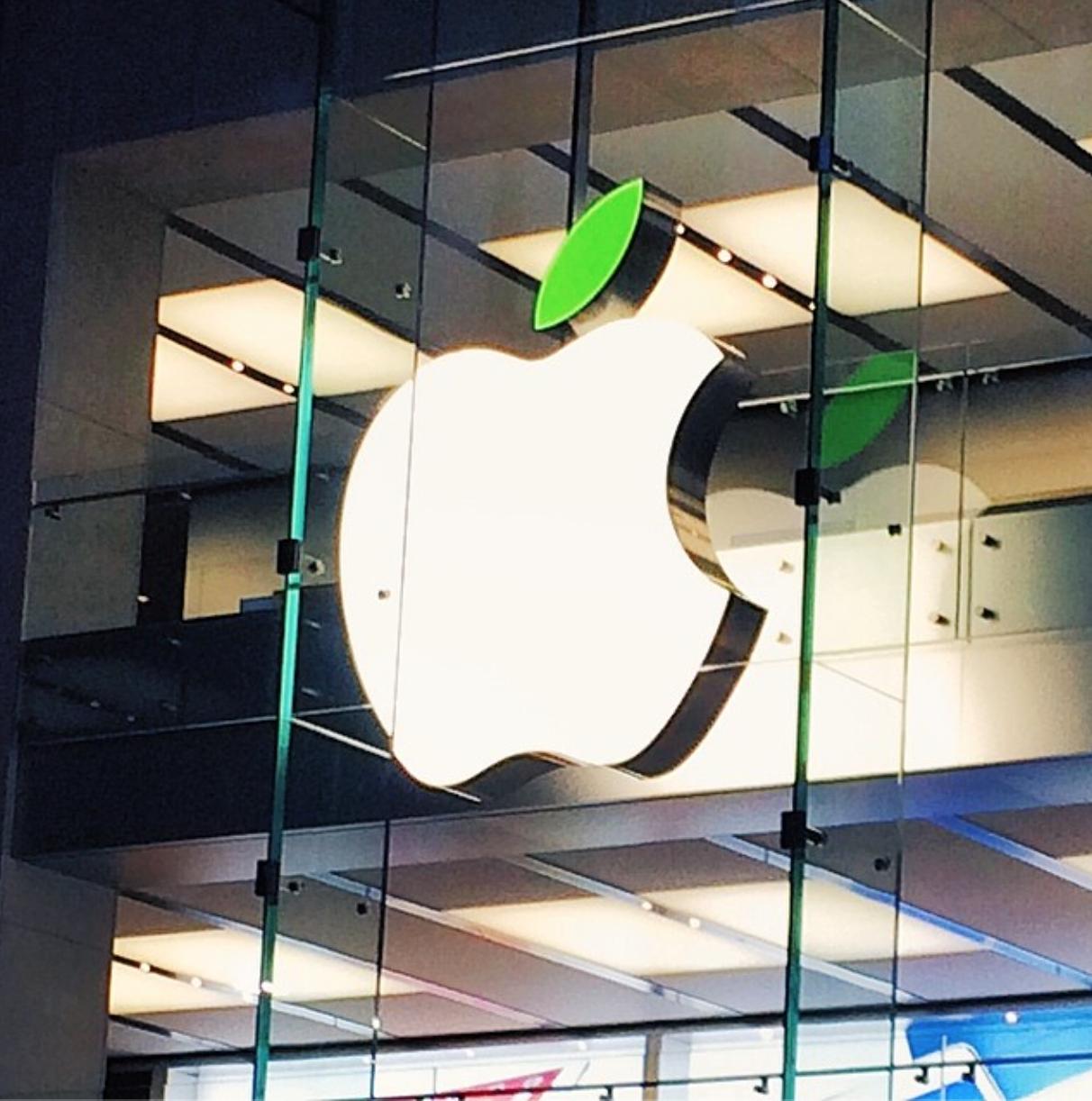 Apple Retail Store no Dia da Terra