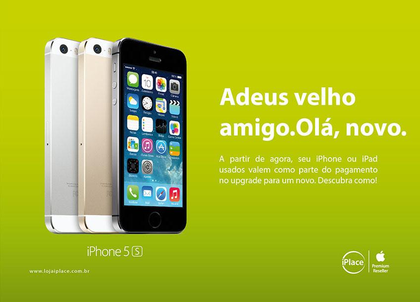 Campanha de troca de iGadgets na iPlace