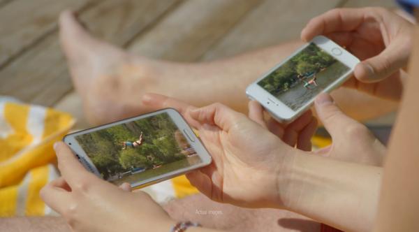 Comercial do Galaxy S5