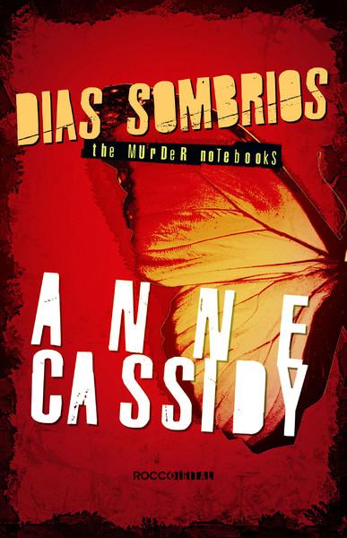 """Capa do livro """"Dias Sombrios"""""""