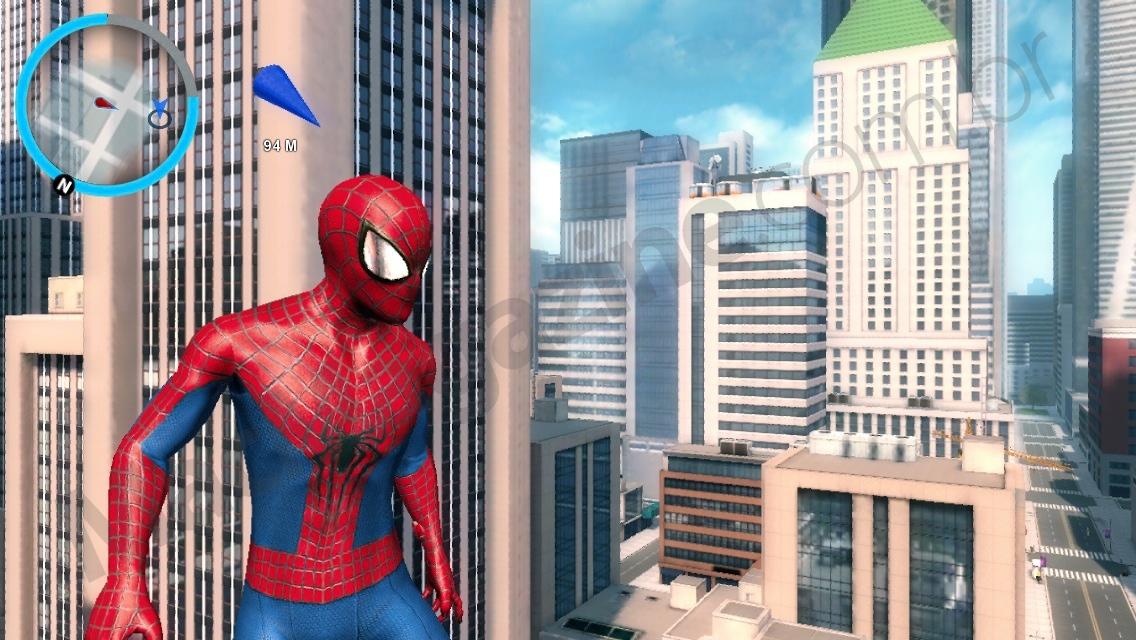 """Jogo """"O Espetacular Homem-Aranha 2"""" para iOS"""