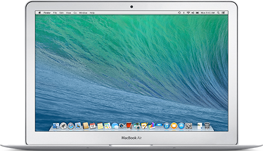 MacBook Air para miniatura