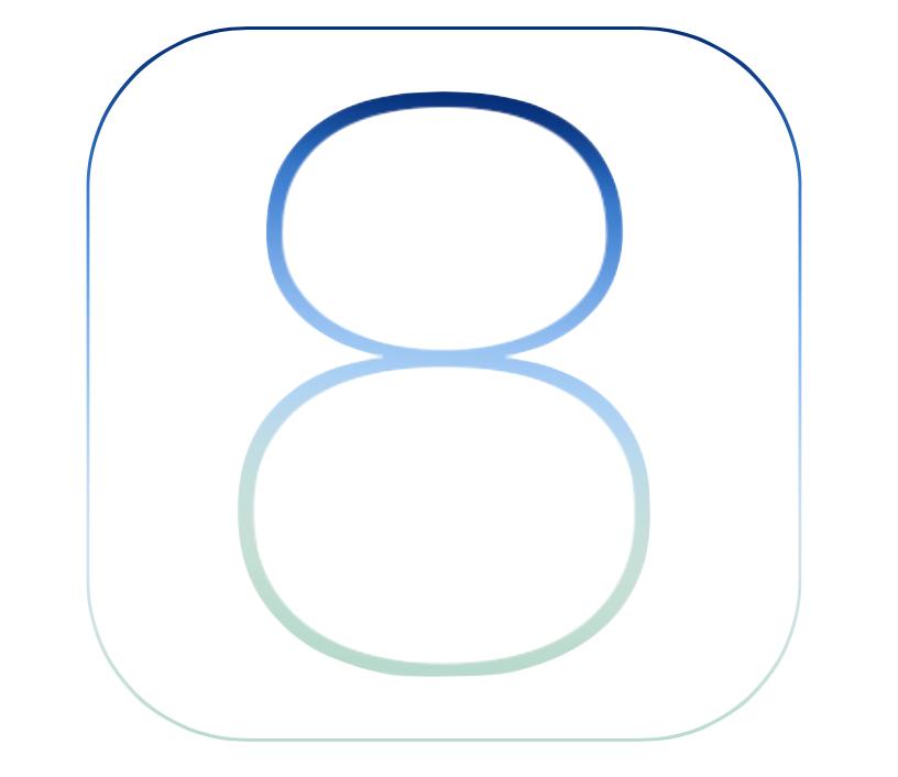 Conceito de ícone para o iOS 8